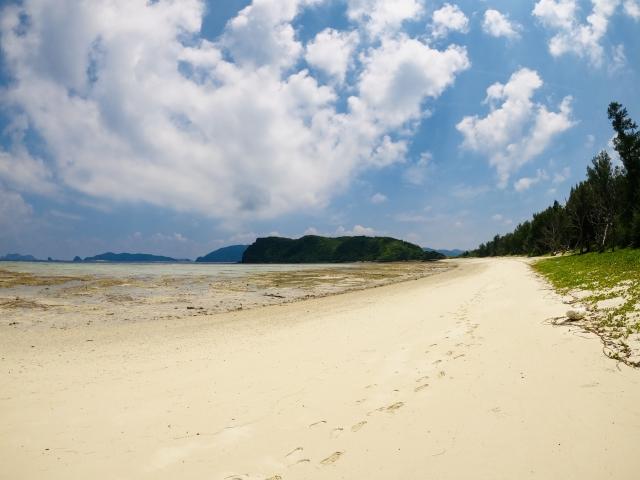 座間味島 観光 沖縄 離島 旅行 おすすめ イノーの浜