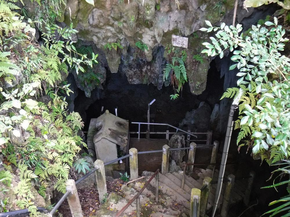 沖縄 鍾乳洞 洞窟 歴史 自然 旅行 観光 日秀洞 金武町