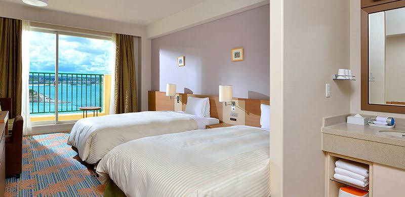 沖縄 北谷 ホテル ベッセルホテルカンパーナ沖縄