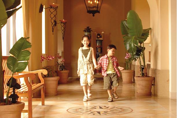 ホテル日航アリビラ 読谷 沖縄 ホテル ファミリー 子連れ 家族