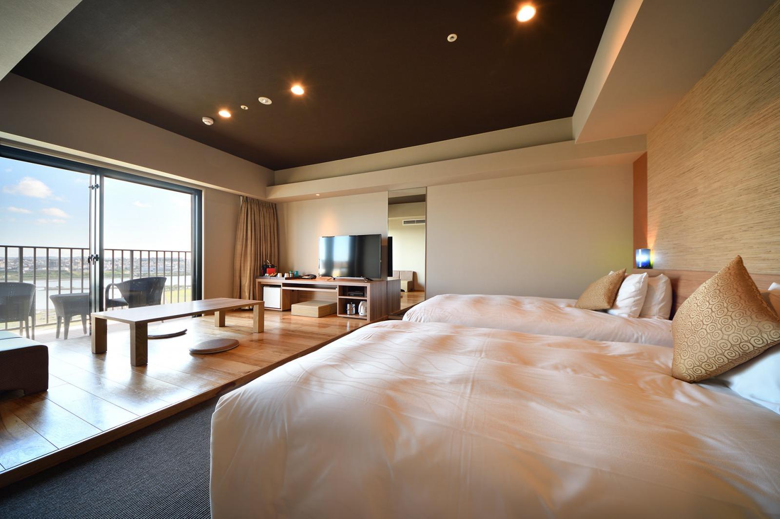 客室 沖縄 瀬 長島 ホテル 琉球温泉 旅行 観光 豊見城市 おすすめ 宿泊