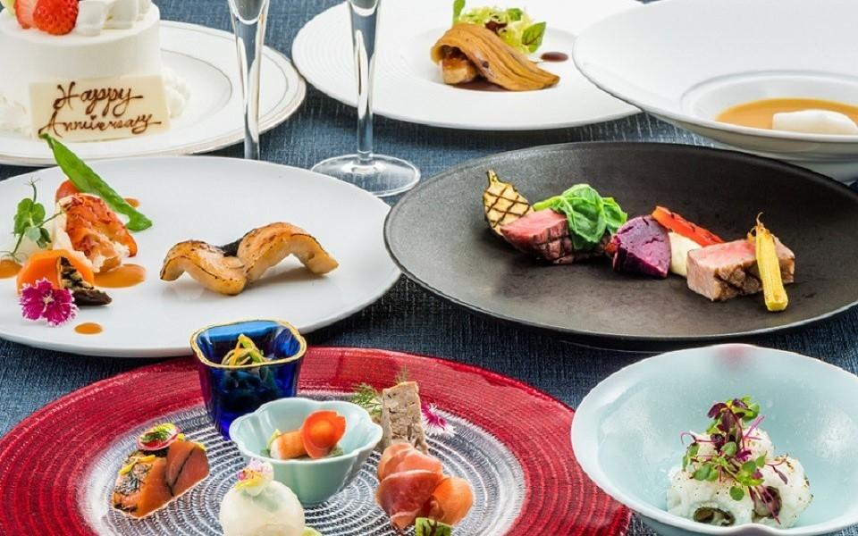 洋食レストラン「エスカーレ」 恩納村 ホテル モントレ 沖縄 スパ&リゾート リゾートホテル おすすめ 旅行 観光
