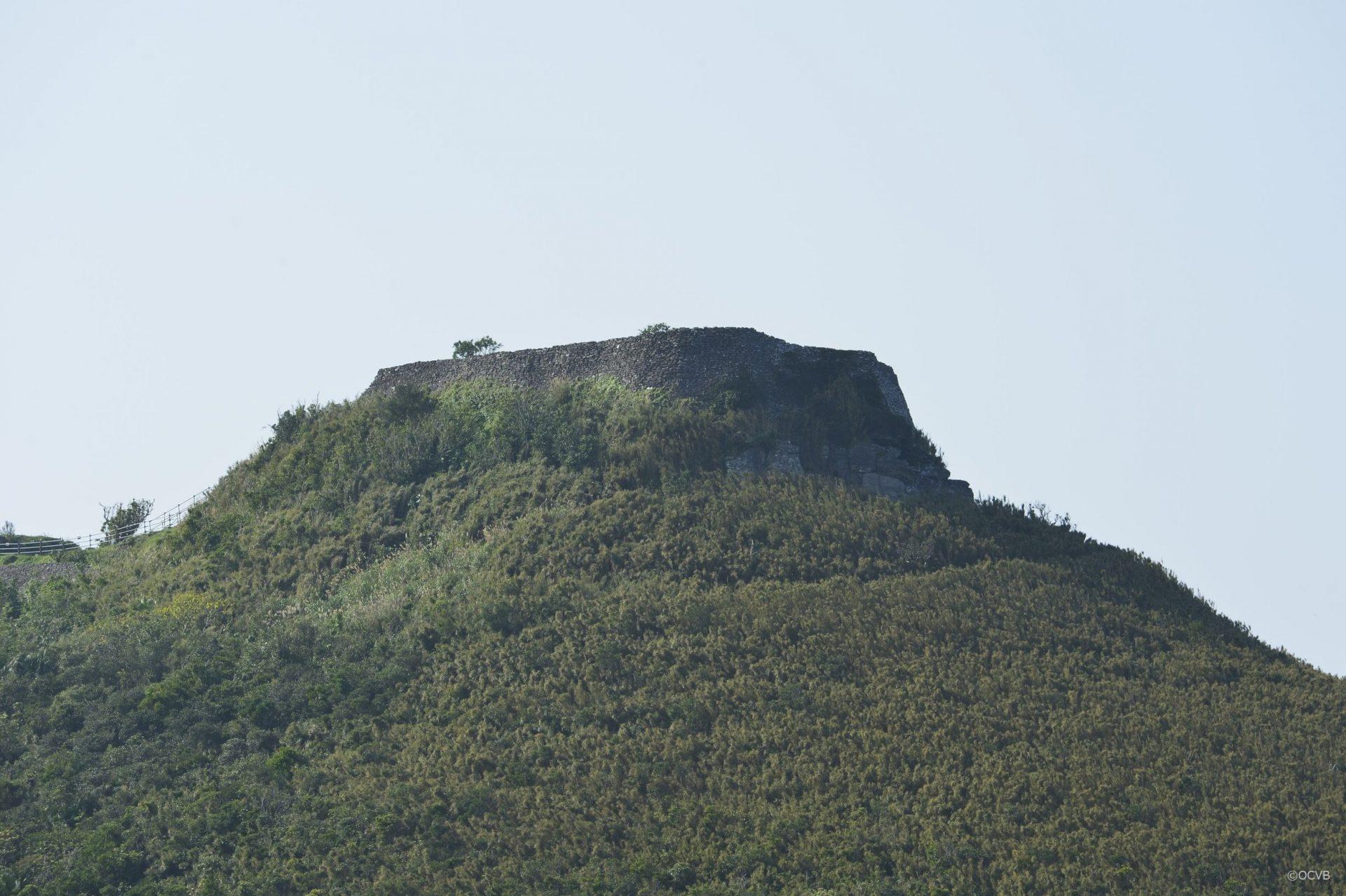 久米島 旅行 宇江城城跡
