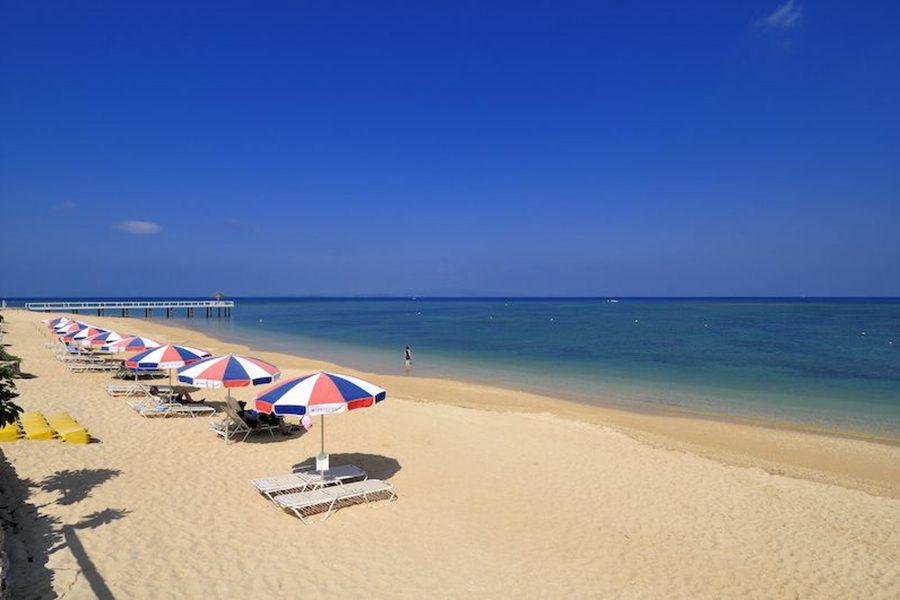フサキビーチ 石垣島 沖縄 おすすめ ビーチ 離島 旅行