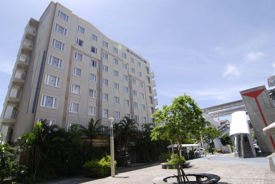 ホテルグランビュー沖縄 那覇 格安 安い ホテル 沖縄 旅行 観光