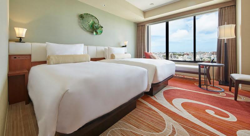 客室 那覇市 ハイアットリージェンシー 沖縄 リゾートホテル