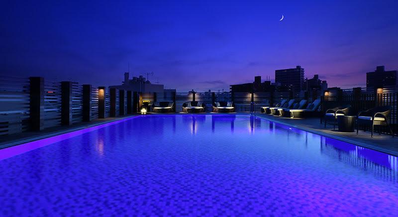 屋外プール 那覇市 ハイアットリージェンシー 沖縄 リゾートホテル