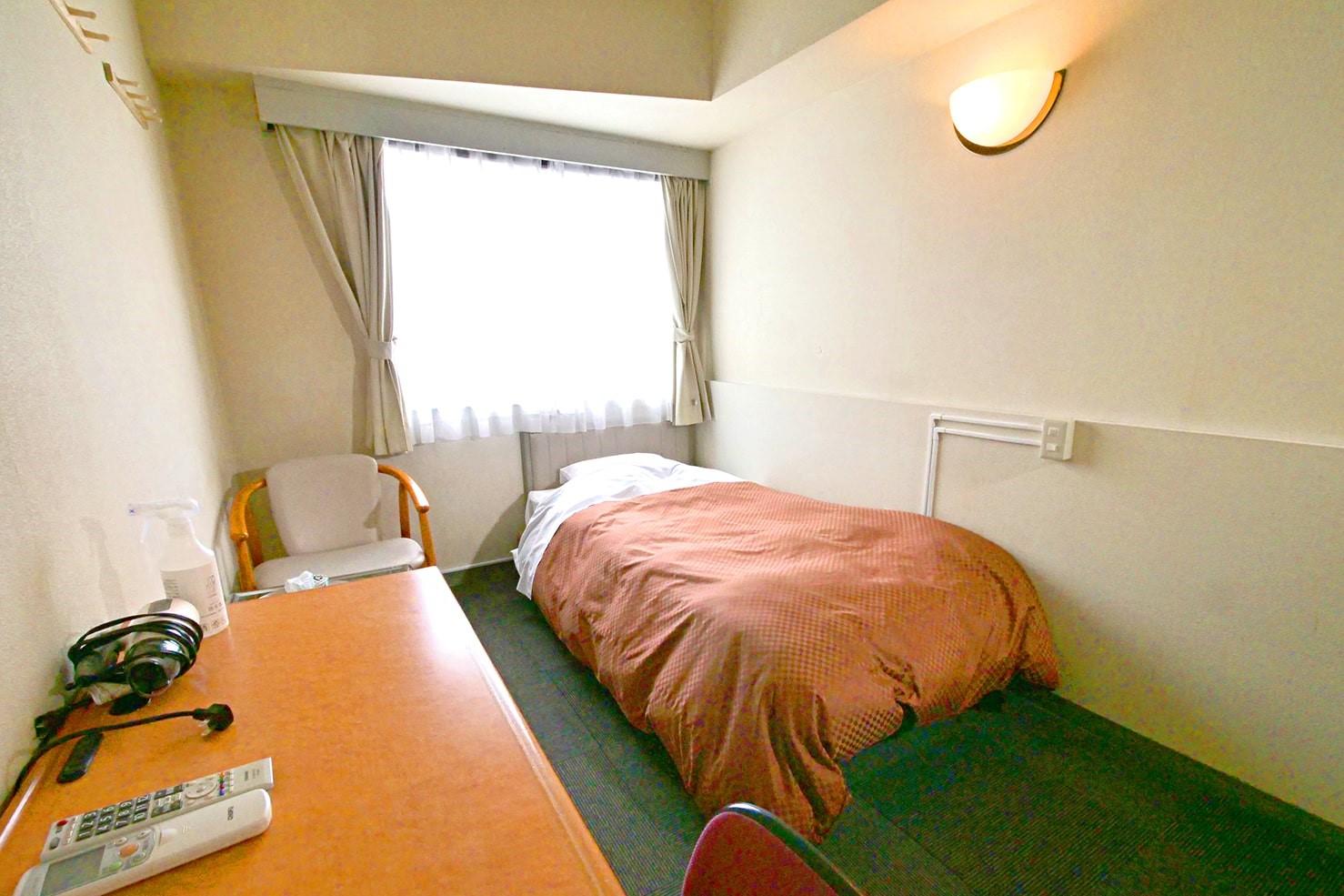 ホテルニュー丸勝 宮古島 ビジネスホテル 出張 沖縄 ひとり旅 離島 おすすめ