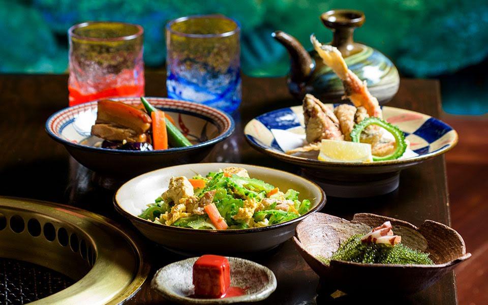 ルネッサンス リゾート オキナワ  沖縄 ホテル ディナー