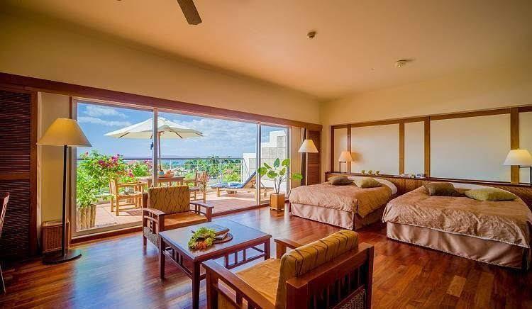 カヌチャベイホテル&ヴィラズ 名護市 沖縄 ホテル ファミリー 子連れ 家族