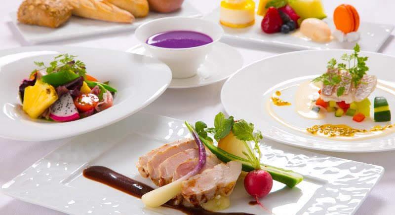 宜野湾 ディナー レストランパセオガーデン ラグナガーデンホテル