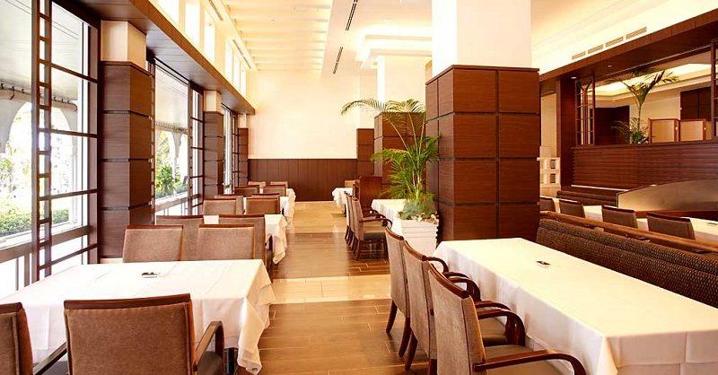 沖縄 ホテル ディナー メインダイニング 「泉河」