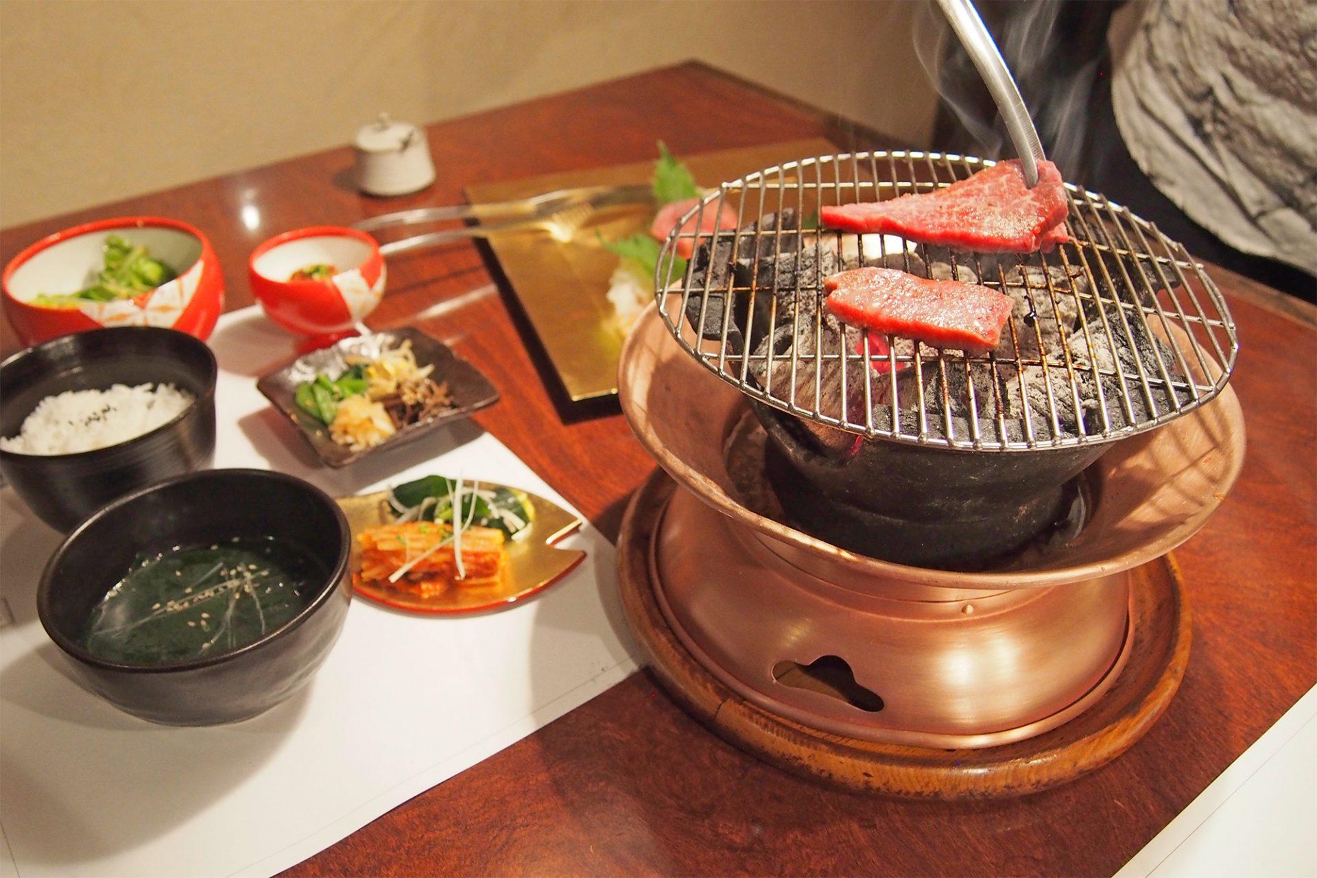 優雅な個室で美味しいお肉!那覇市「牛皇」でいただく贅沢焼肉ランチ