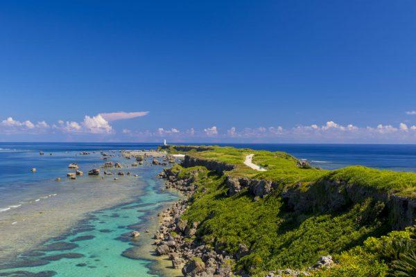 宮古島「東平安名崎」パノラマビューで雄大な景色を満喫