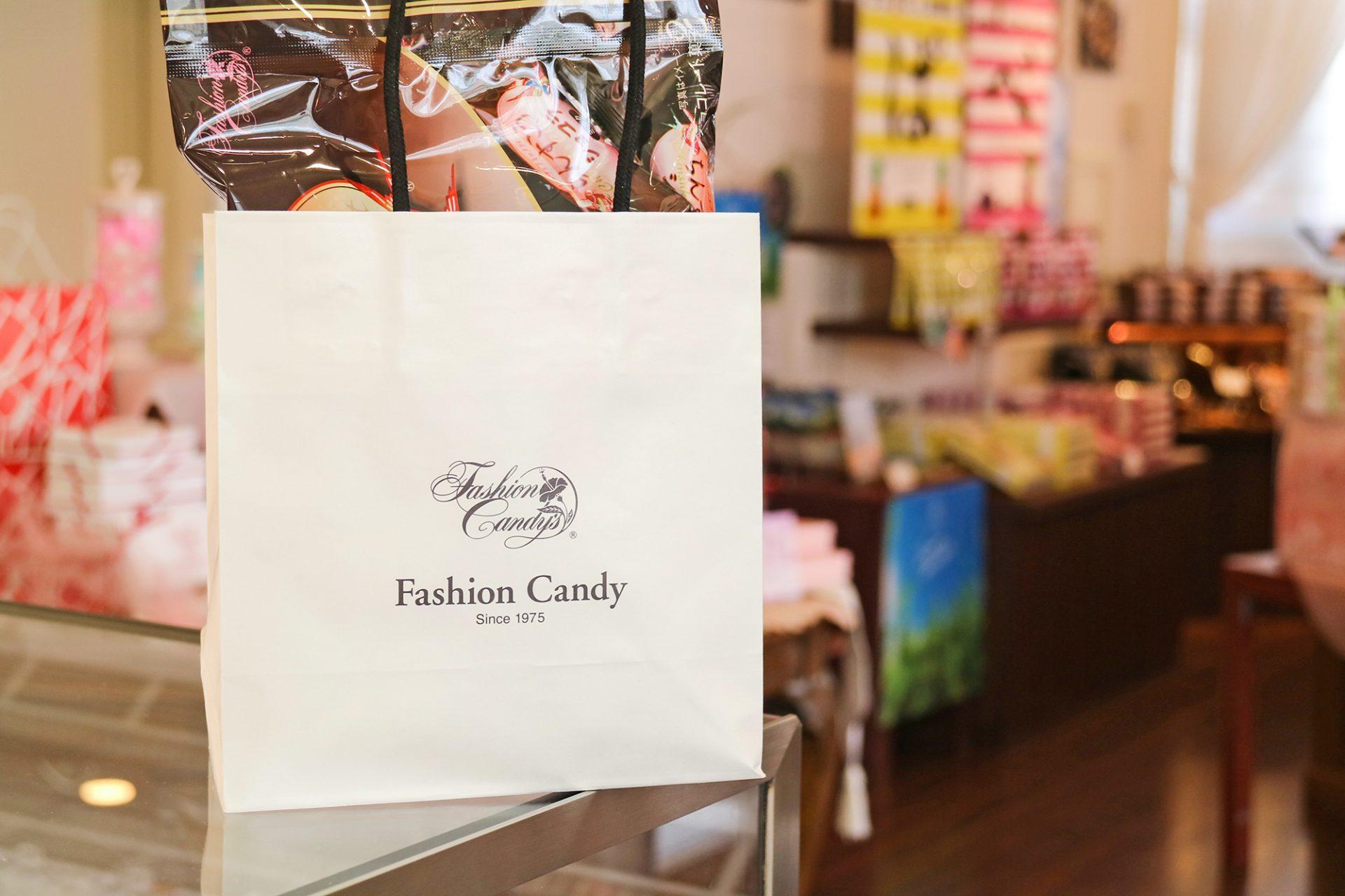 泡盛にフルーツ、沖縄県産素材にこだわるスイーツショップ 宜野湾市「ファッションキャンディ」