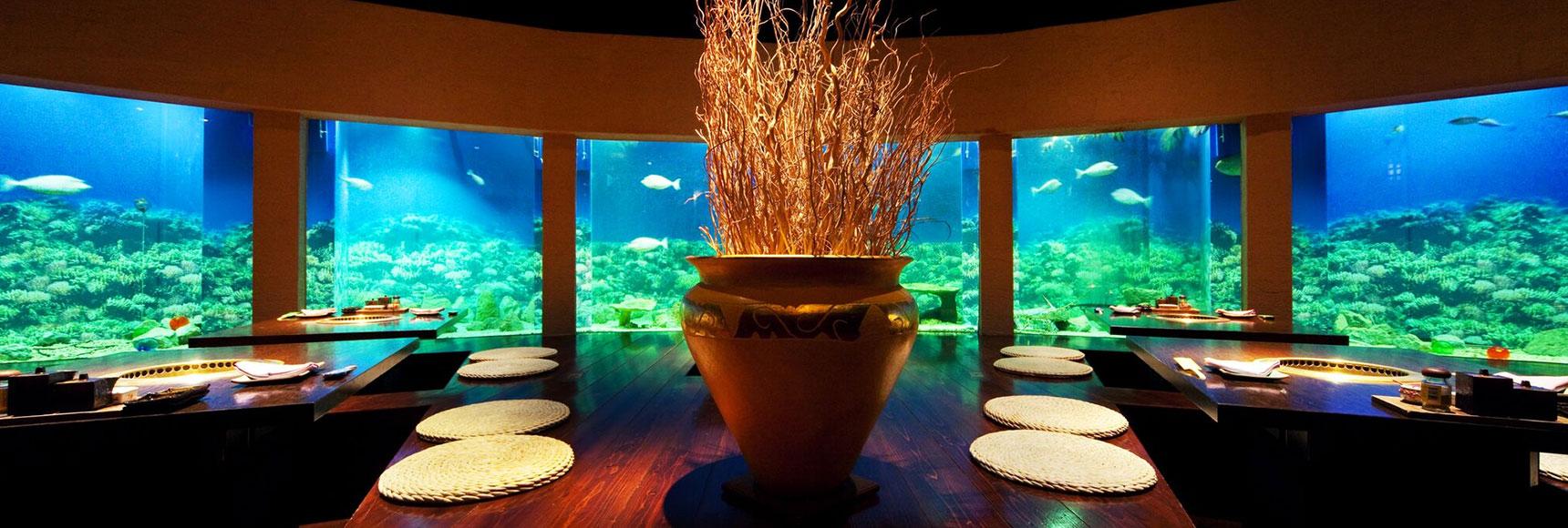 琉球炭火焼 海風 うみかじ ルネッサンス リゾート オキナワ  沖縄 ホテル ディナー