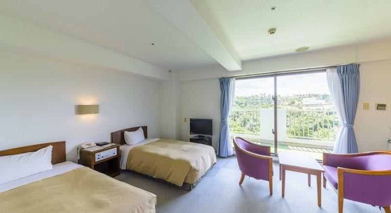 かねひで恩納マリンビューパレス 沖縄 ホテル 客室