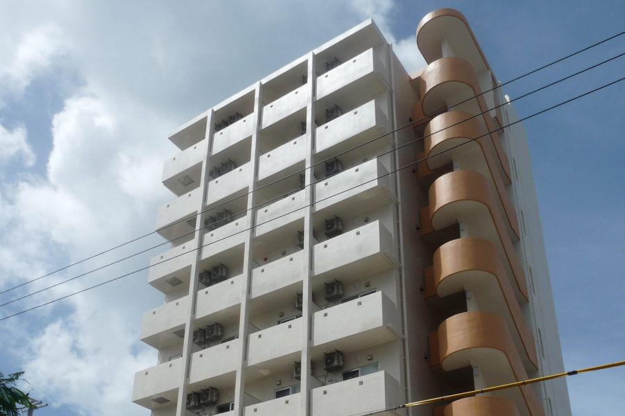 ホテルピースリーイン宮古島 NEXUS 宮古島 ビジネスホテル 出張 沖縄 ひとり旅 離島 おすすめ
