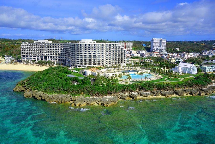 恩納村 ホテル モントレ 沖縄 スパ&リゾート リゾートホテル おすすめ 旅行 観光