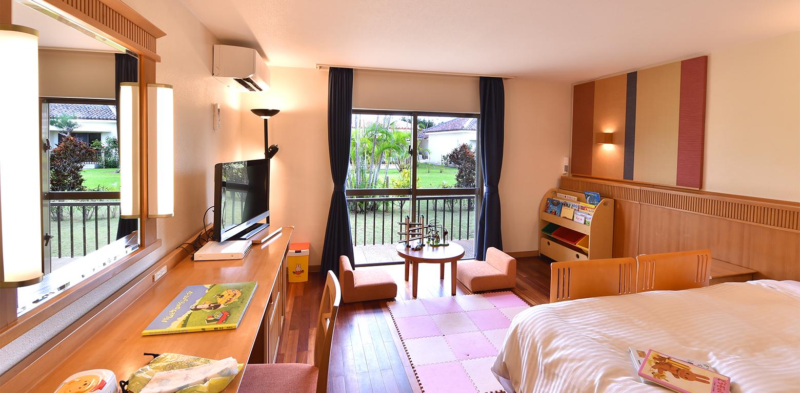 フサキビーチリゾート ホテル&ヴィラズ 沖縄 コテージ ホテル 宿泊 旅行 家族