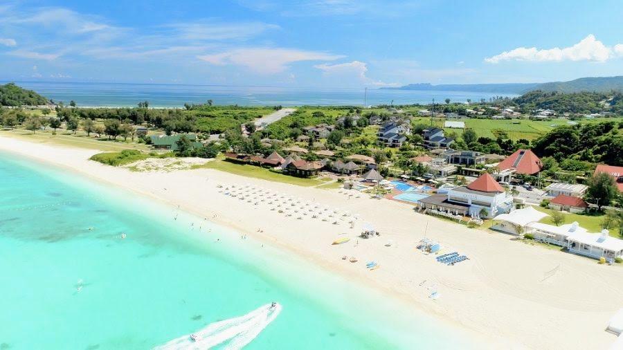 オクマビーチ 国頭村 沖縄 北部 ビーチ おすすめ 旅行 観光