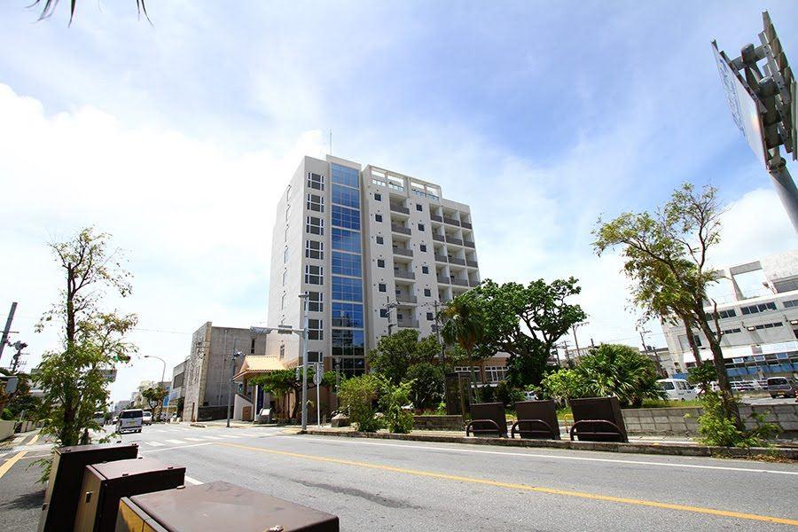 ホテルピースアイランド宮古島市役所通り 宮古島 ビジネスホテル 出張 沖縄 ひとり旅 離島 おすすめ