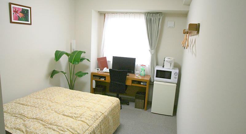 ホテルピースアイランド宮古島 宮古島 ビジネスホテル 出張 沖縄 ひとり旅 離島 おすすめ