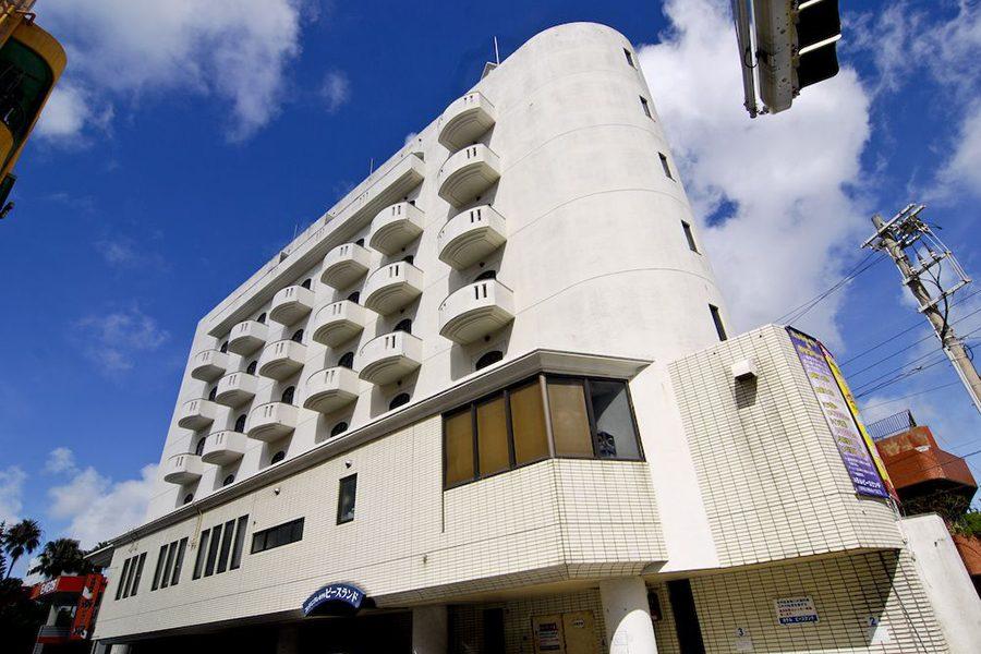 ホテルピースランド那覇 那覇 格安 安い ホテル 沖縄 旅行 観光