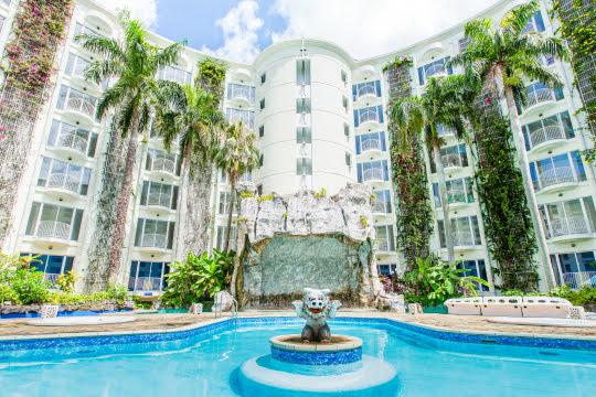 沖縄 ホテル カップル 沖縄かりゆしビーチリゾート・オーシャンスパ 恩納村