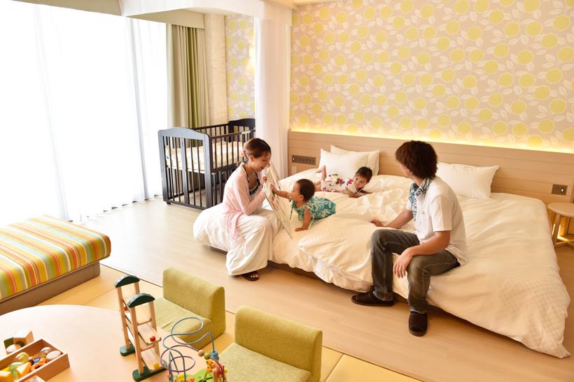 フサキビーチリゾート ホテル&ヴィラズ 石垣島 ホテル 子連れ おすすめ 旅行 観光 沖縄 離島