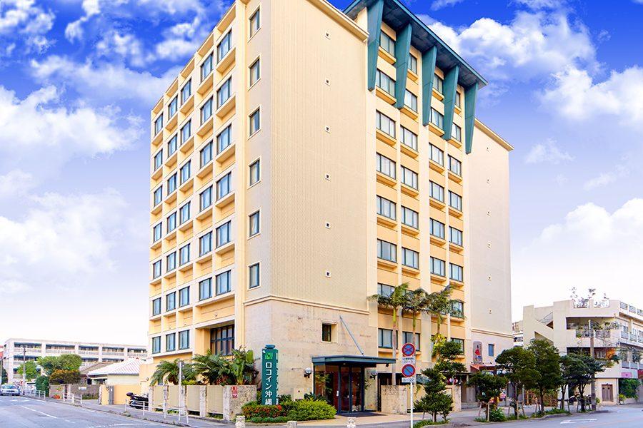 ホテルロコイン沖縄 那覇 格安 安い ホテル 沖縄 旅行 観光