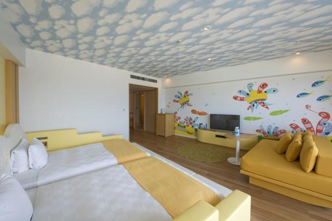 客室 本部町 リゾートホテル ホテルオリオンモトブリゾート&スパ