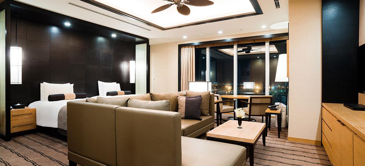 リーガロイヤルグラン沖縄 那覇 ホテル 高級 リゾート