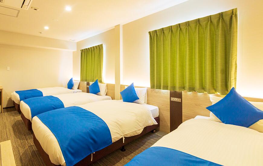 客室 ホテル ランタナ 那覇 国際 通り 沖縄 旅行 観光