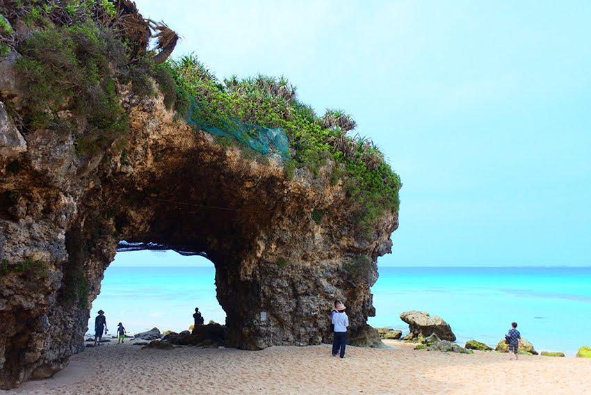 砂山ビーチ 宮古島 観光 スポット おすすめ 沖縄 旅行