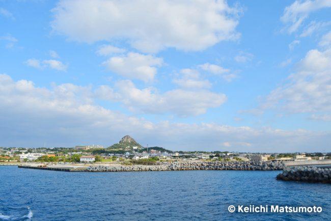 伊江島 タッチュー