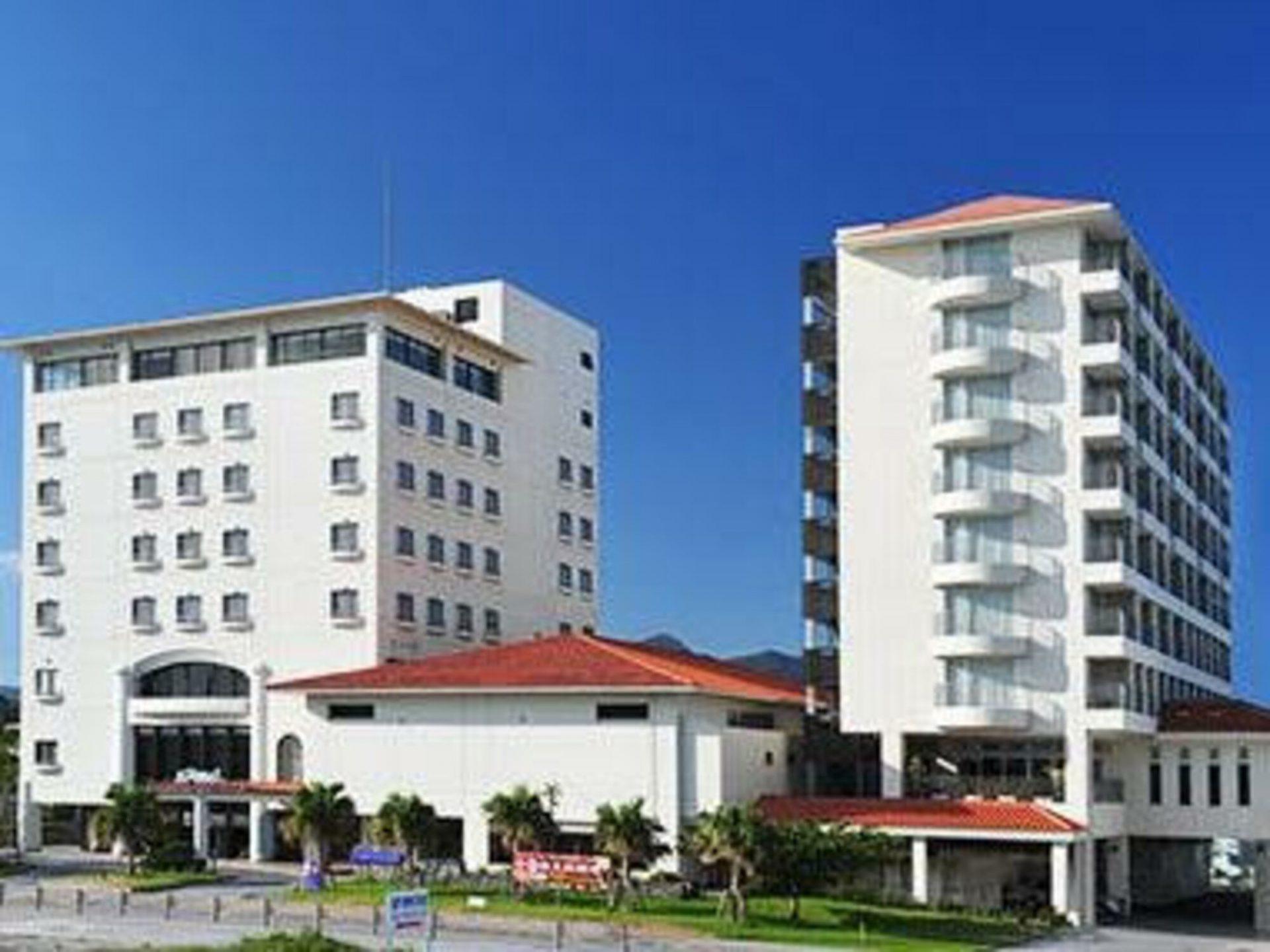 名護 リゾートホテル